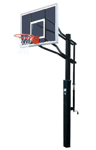 Best option for drivway basketball