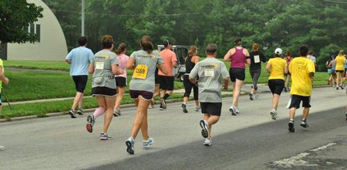 Running In Livestrong