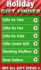 Sports Unlimited Holiday Gift Finder