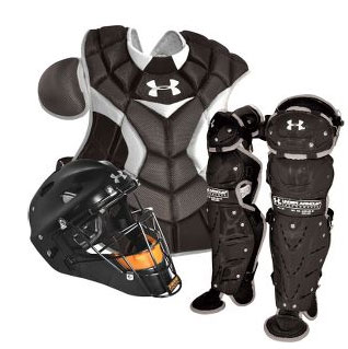 Under Armour Pro Catchers Gear Set