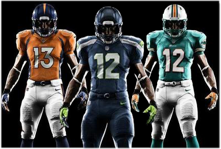 nike dunk premium notebook - Nike Finally Reveals New NFL Jerseys | Sports Unlimited | Sports ...
