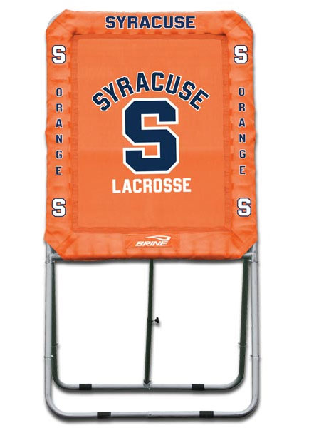 Brine Syracuse Orange Lacrosse Rebounder