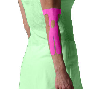 Elbow Kinesio Athletic Tape