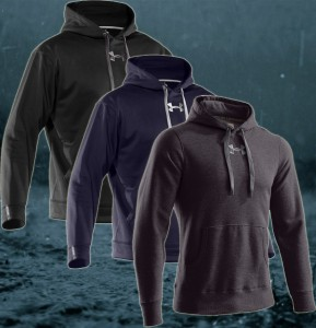 UA Charged Cotton Storm Hoodie