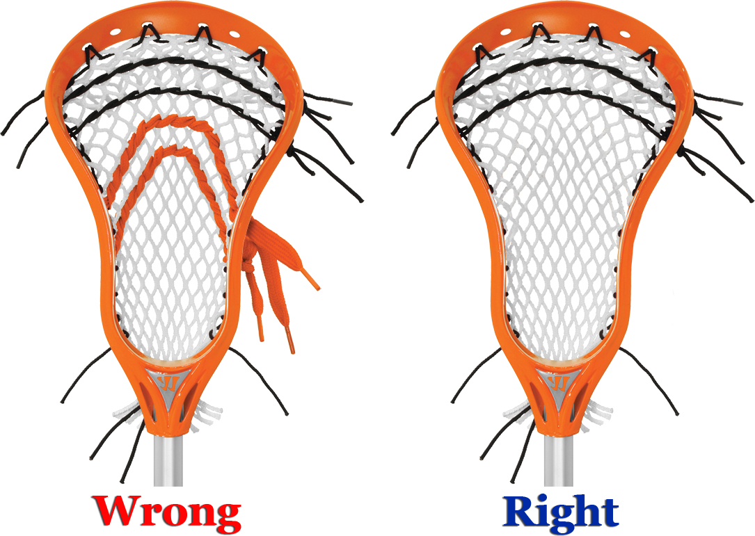 2013 NCAA Lacrosse Pocket Rules