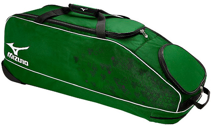Mizuno Wheeled Equipment Bag