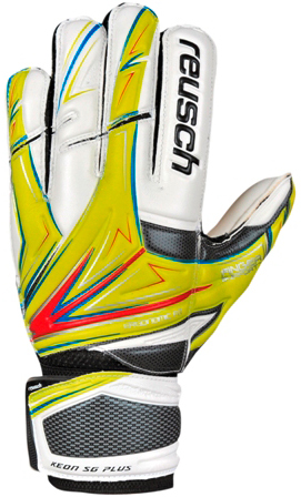 Reusch Keon SG Plus Finger Support Jr.