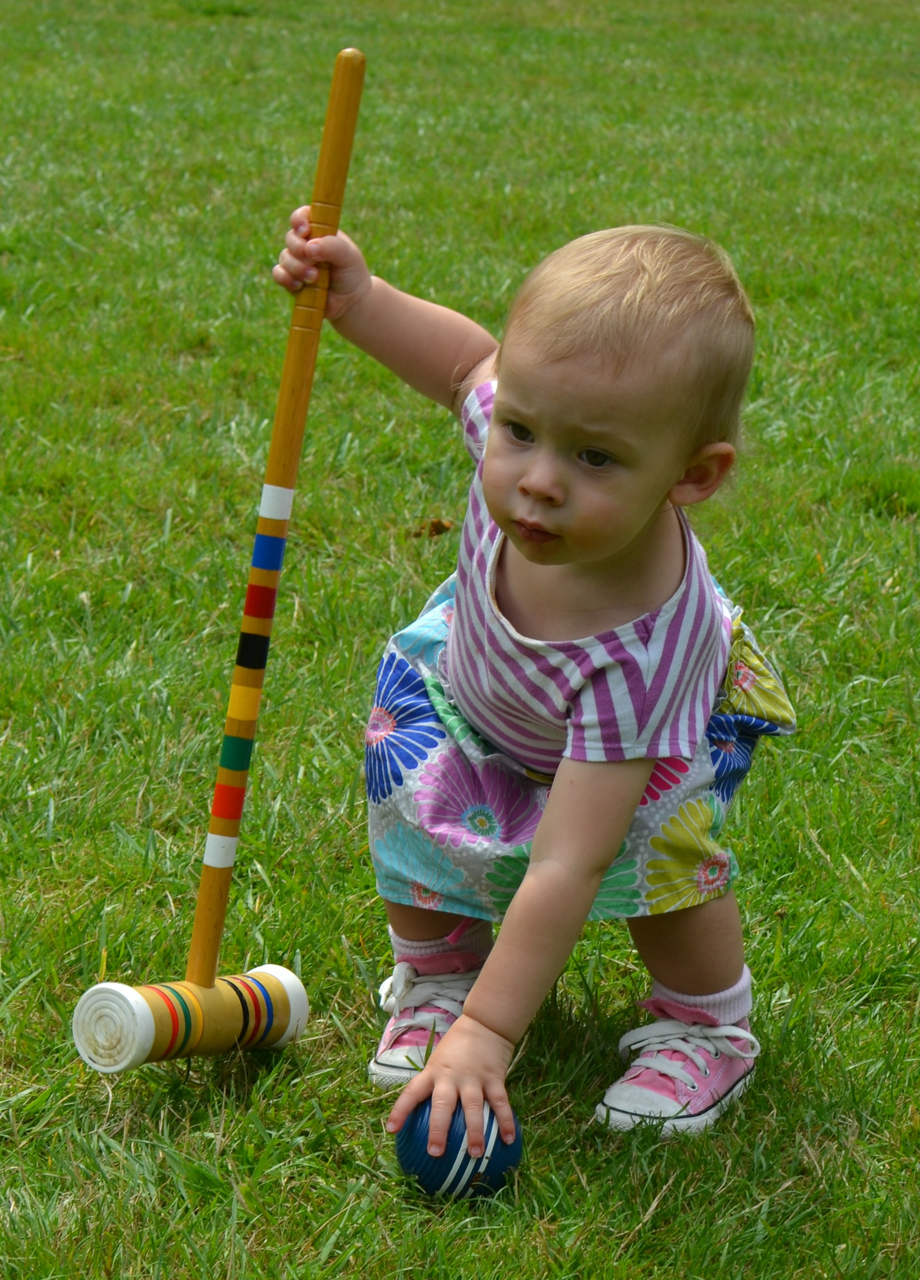 Product spotlight: Croquet anyone?