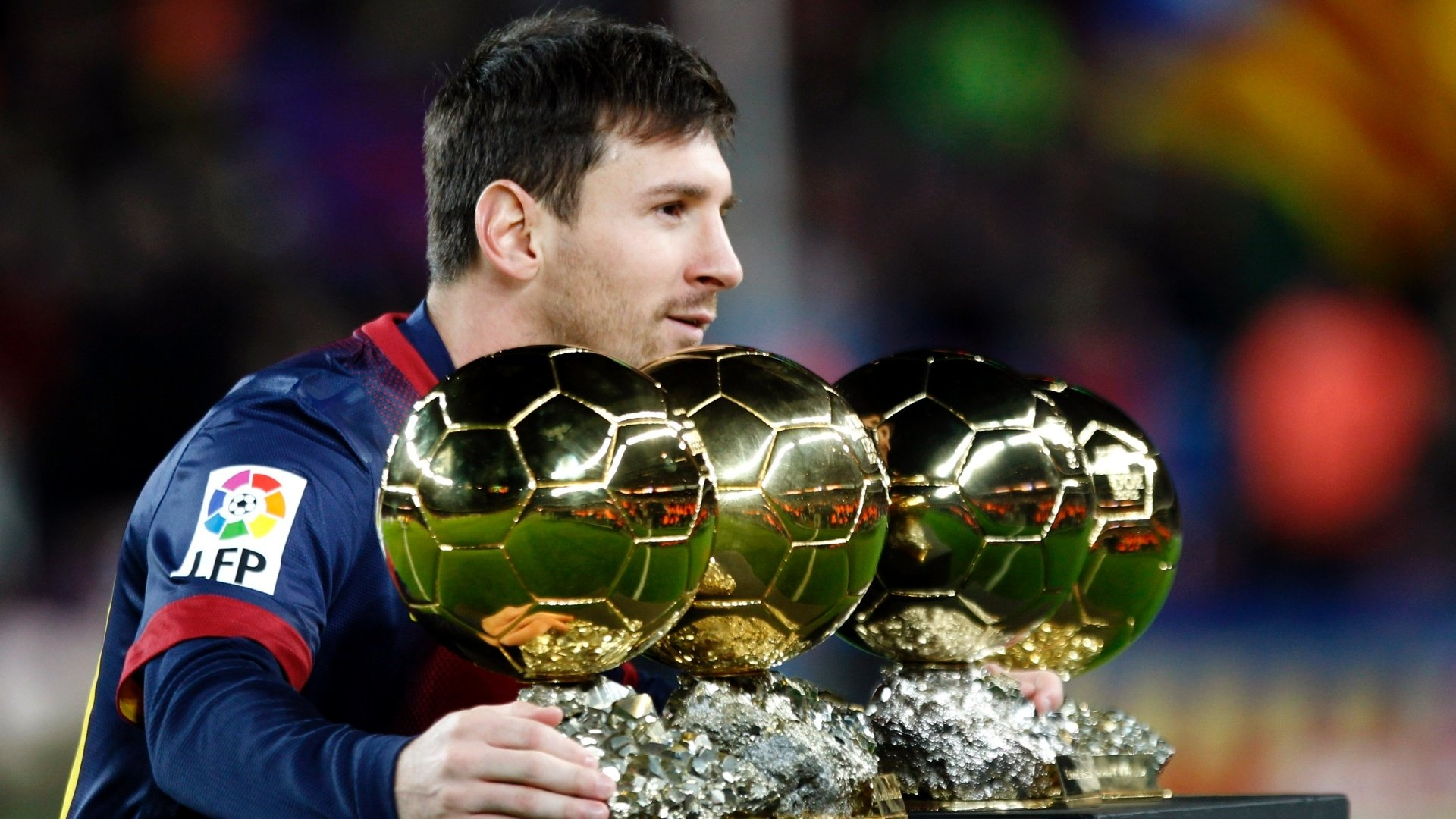 Lio Messi Ballon D'Or
