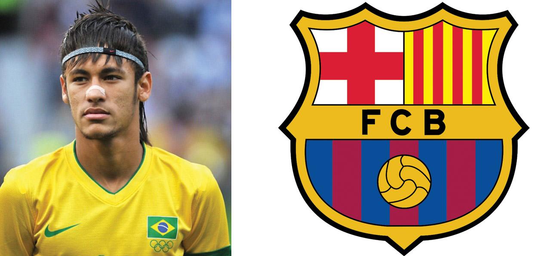 Neymar To FC Barcelona