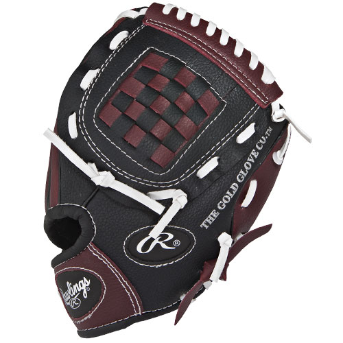 Left Handed Rawlings Players Series 9″ Youth Baseball Glove – Product Spotlight
