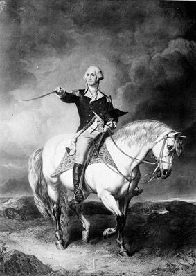George Washington Horese