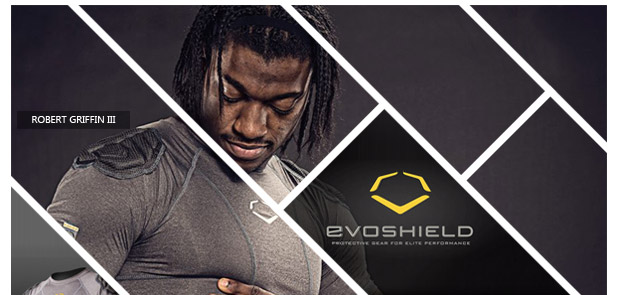 Robert Griffin III - Evoshield