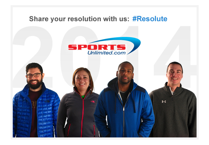Sports Unlimited 2014 Resolution