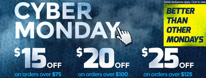 Cyber Monday Deals and Doorbusters