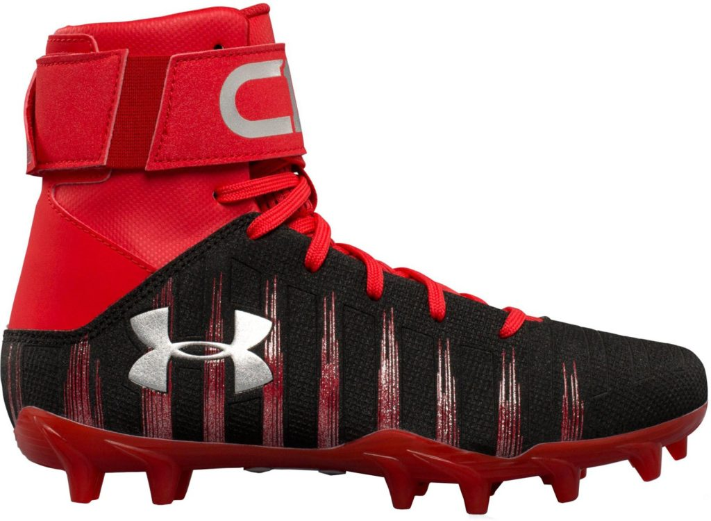 e3b90876c193 Few players in the game can perform as well as Cam Newton does in the  spotlight. But thanks to Under Armour, you can get off on the right foot by  lacing up ...