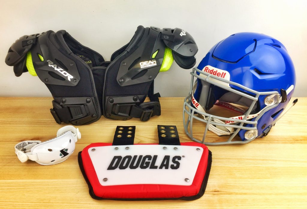 football equipment Adult
