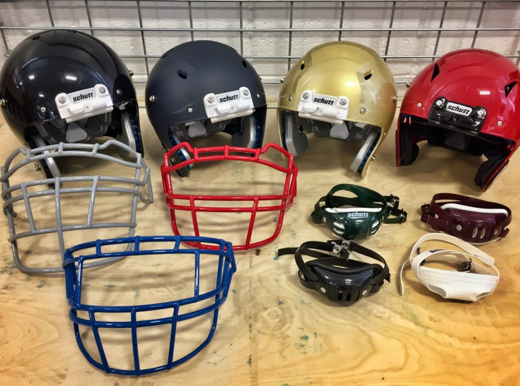 If you were searching for some new football equipment 515538be2