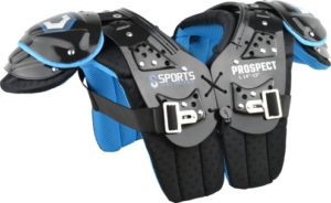 Sports Unlimited Prospect Youth Shoulder Pads